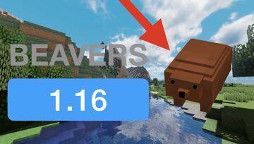 Beavers Minecraft Data Pack