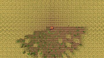 Replanting Hoes Minecraft Data Pack