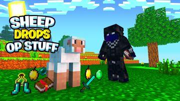 OP Sheep Minecraft Data Pack