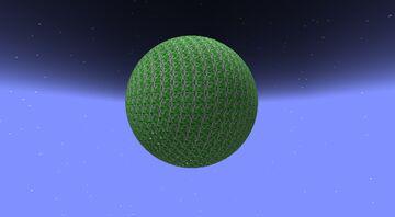 Sphere generator Minecraft Data Pack