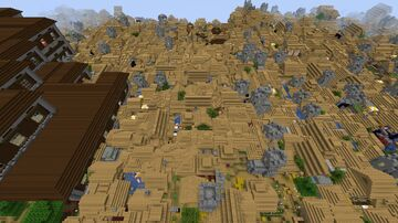 mInCrAfT bUt YoUr WoRlD iS oP Minecraft Data Pack