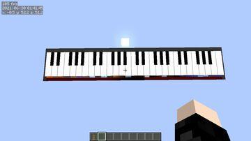 piano Minecraft Data Pack