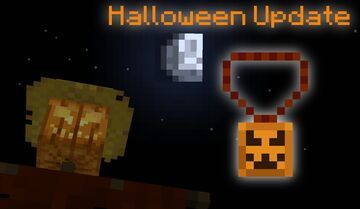 Halloween Update BETA Minecraft Data Pack