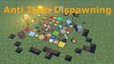Anti Item Dispawning Minecraft Data Pack