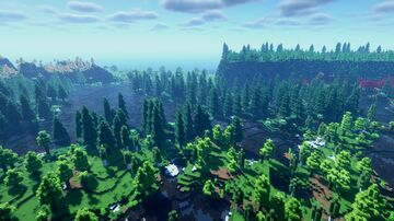 Many More Biomes Minecraft Data Pack