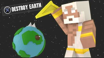 Playing as a God in Minecraft Minecraft Data Pack