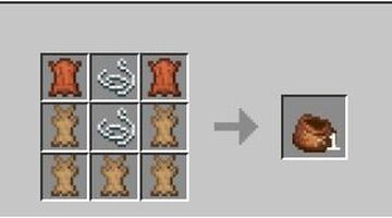 Minecraft 1.17 But Now You Can Craft Bundles Minecraft Data Pack