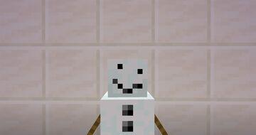Bald Snowmen Minecraft Data Pack