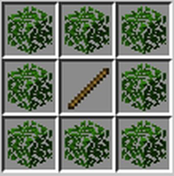 Craftable Apples Minecraft Data Pack