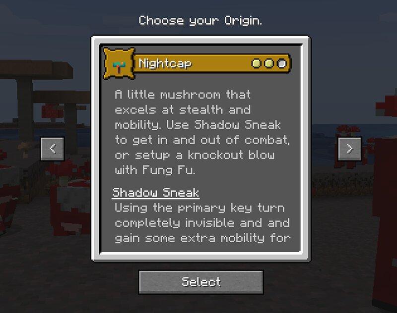 Nightcap PvZ Origin