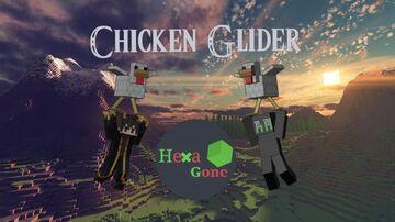 Chicken glider Datapack Minecraft Data Pack