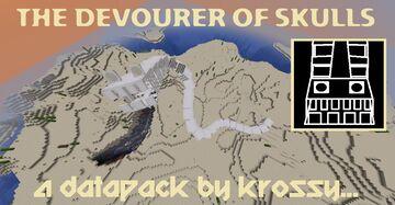 The Devourer of Skulls {BETA} Minecraft Data Pack