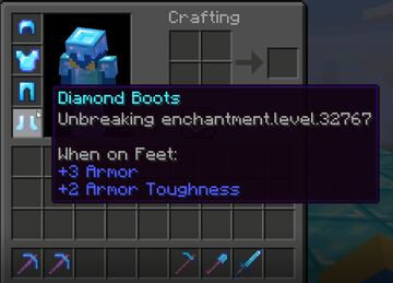 Minecraft but you get tools very easy Minecraft Data Pack