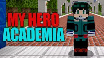 My Hero Academia Data Pack 1.17 Minecraft Data Pack