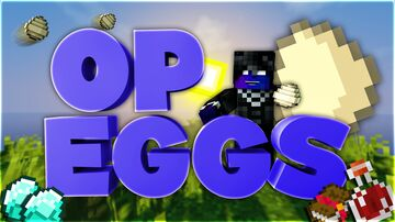 OP Eggs Minecraft Data Pack