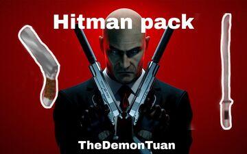 Hitman Pack V1 Minecraft Data Pack