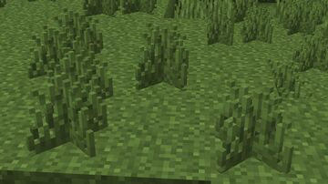 Grass Give All Ores Minecraft Data Pack