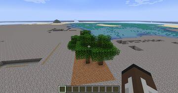 broken world generation 2 Minecraft Data Pack