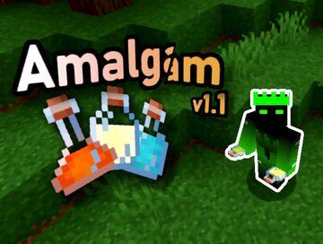 Amalgam Minecraft Data Pack