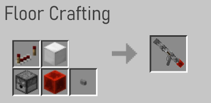 Crafting for Mining Device