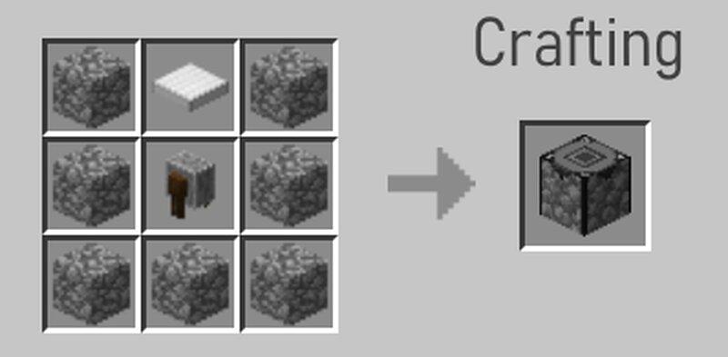 Crafting of Ammo Creator