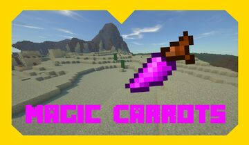 Magic Carrots   Data Pack Minecraft Data Pack