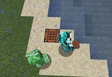 Unlucky Friend - Troll Secretly in Multiplayer Minecraft Data Pack