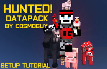 Hunted 1.17+ Minecraft Data Pack