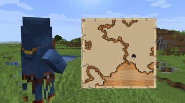 BarryMeyers Traveler Maps Minecraft Data Pack