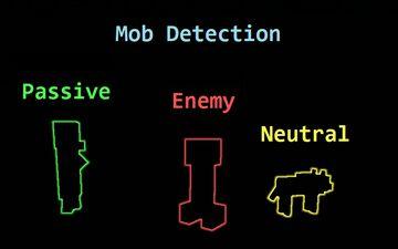 Entity Detection V4.0 (SSP) Minecraft Data Pack