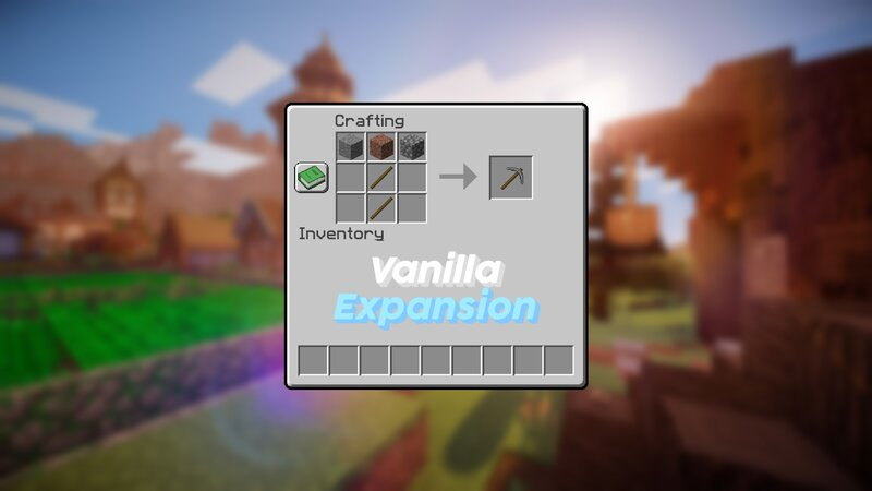 Any variation of stone can be used to craft stone items!