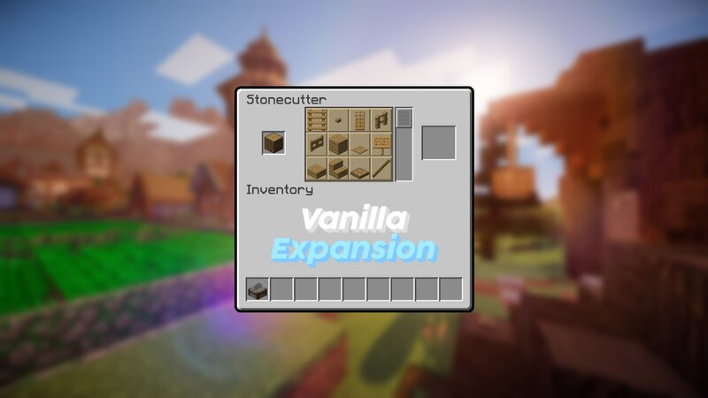 All variations of wood can be cut into different blocks!