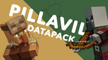 Pillavil - Join a Side Minecraft Data Pack