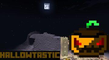 Hallowtastic! Datapack | WARNING: Spoopy datapack D: Minecraft Data Pack
