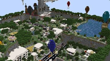 Place moving pistons Minecraft Data Pack