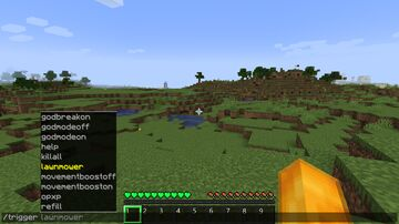 CmdPlus 1.17v1 Minecraft Data Pack