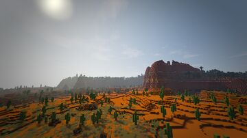 William Wythers' Overhauled Overworld for 1.16.5 Minecraft Data Pack