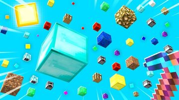 MINECRAFT BUT IT's RAINING RANDOM OP BLOCKS by BITTU5134 Minecraft Data Pack
