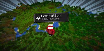 Minecraft But you randomly start Levitating Minecraft Data Pack