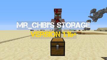 mr_chibis storage Minecraft Data Pack