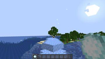 Ice Bridge 1.17.1 Minecraft Data Pack