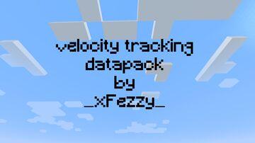 Minecraft velocity tracking datapack Minecraft Data Pack