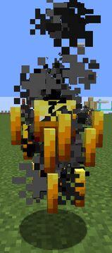 Blaze always drop rod Minecraft Data Pack