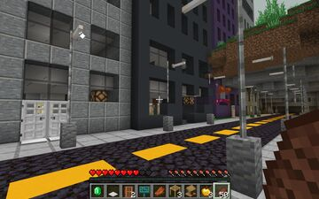 Apocalypse Overwrite: Zombies, Structures, and Worldgen Minecraft Data Pack
