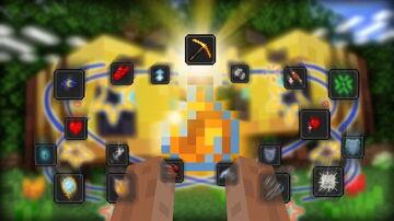 Purifying Honey Player - RANDOM EFFECTS Minecraft Data Pack