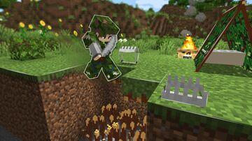Dangerous camping 1.0 Minecraft Data Pack