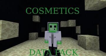 COSMETICS DATA PACK Minecraft Data Pack