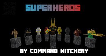 Combined Superhero's v2.1.1 | Loki, god of Mischief Minecraft Data Pack