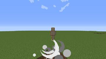 Exploding sneak Minecraft Data Pack