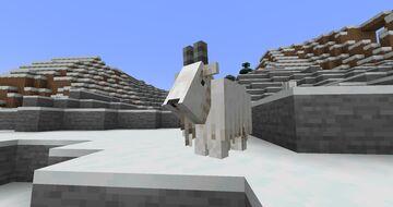 Goats Drop Mutton! Minecraft Data Pack